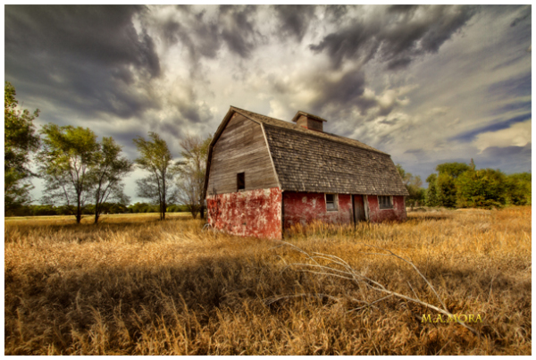 Old Front Street Barn