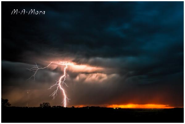Nebraska Thunderstorm