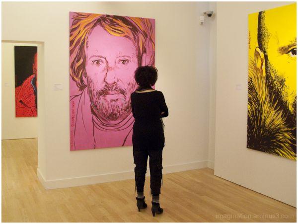 Marte Röling, Portretten van een Liefde