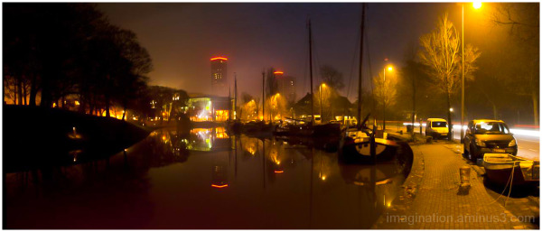 Leeuwarden, The Netherlands, Reflections