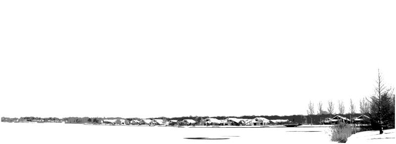 Winter, Lake