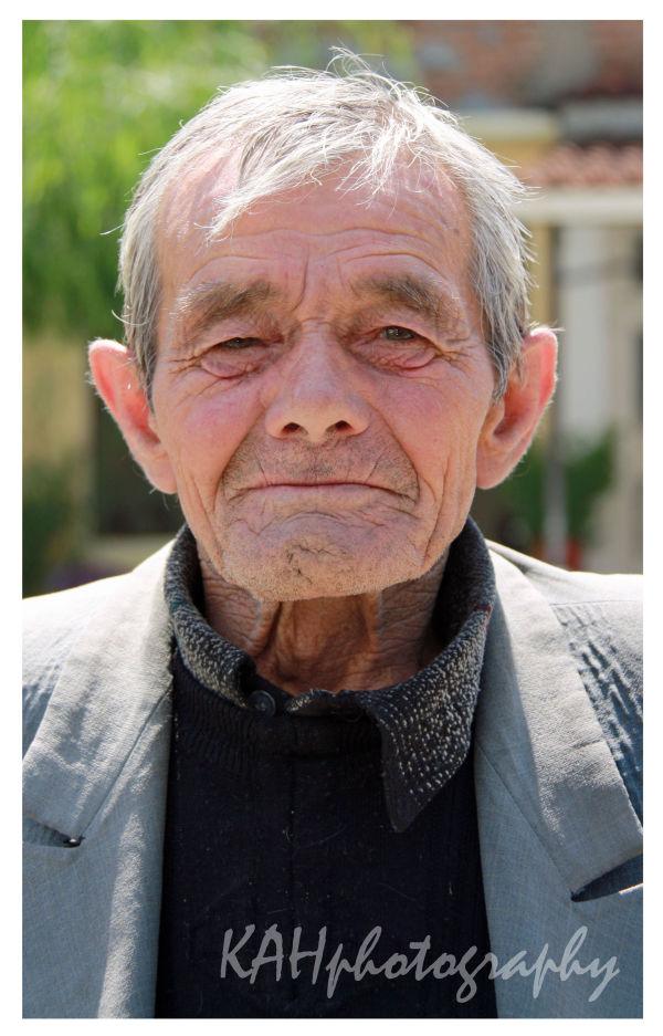 The Albanian Gentleman