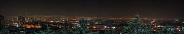 Tehran under your feet