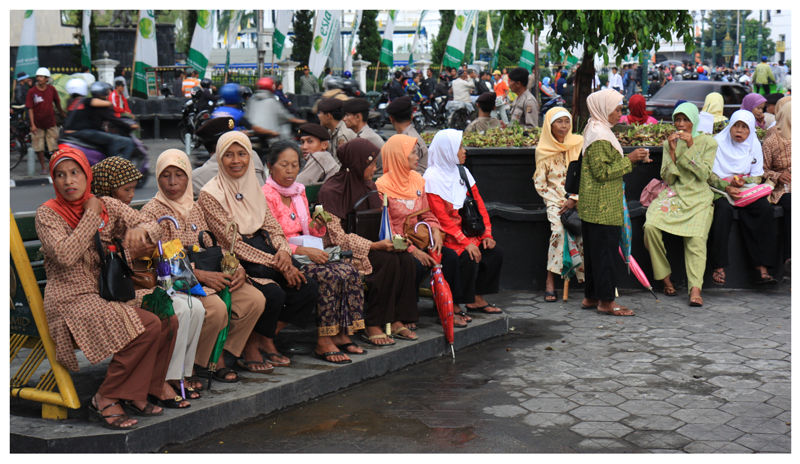 Colour Women Group Yogyakarta indonesia