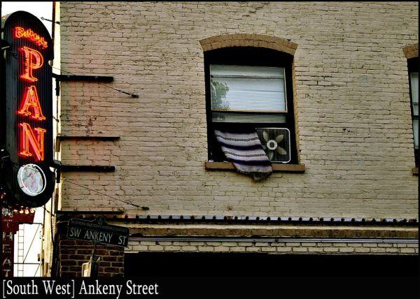 Portland, Ankeny street