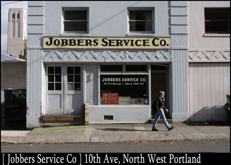 Jobbers service