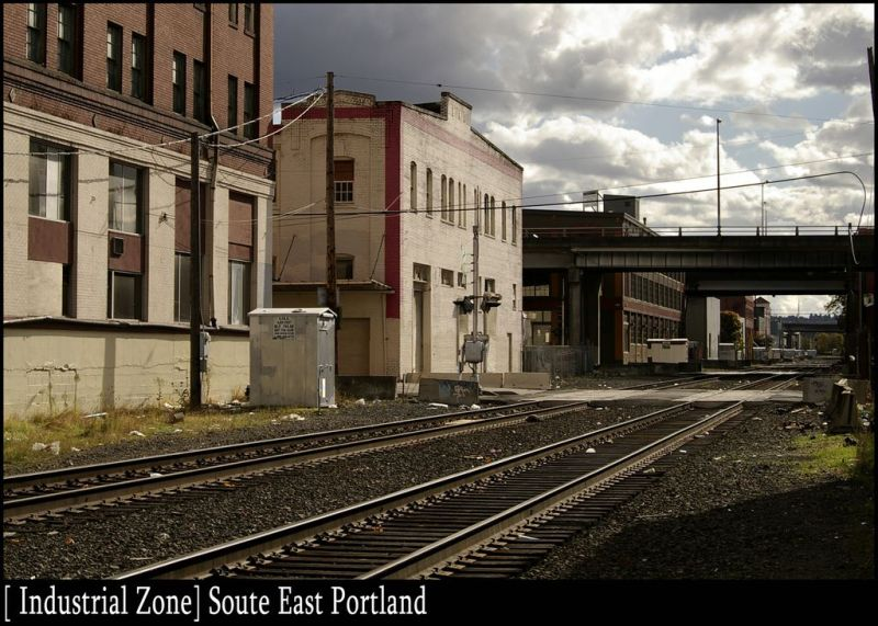 Portland Sothe East Industrial Zone