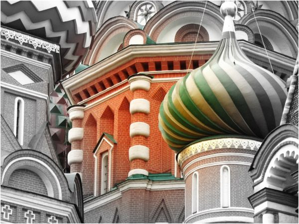 In Moscow - Red Square