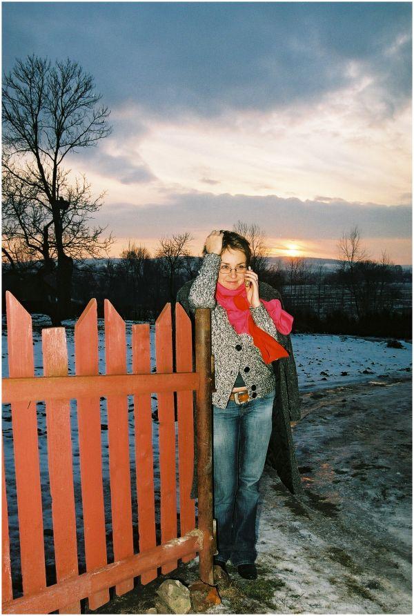 Me in a winter wonderland