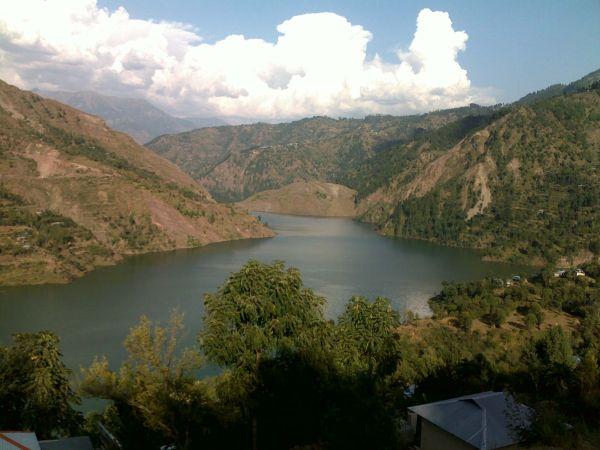 Lake view....