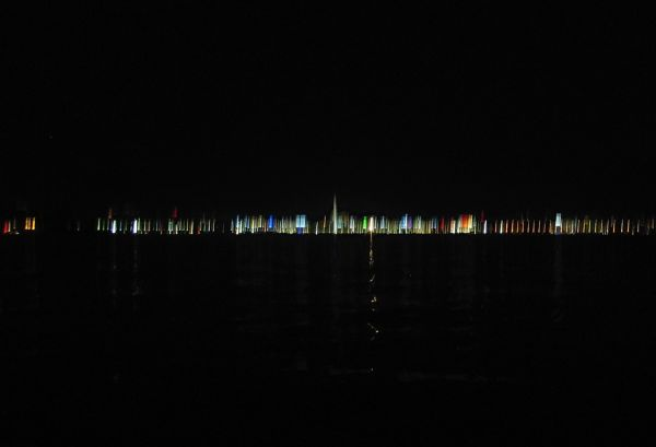 Geneva´s night profile