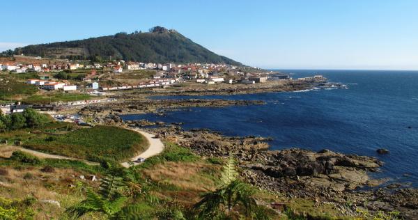 Galician coast...
