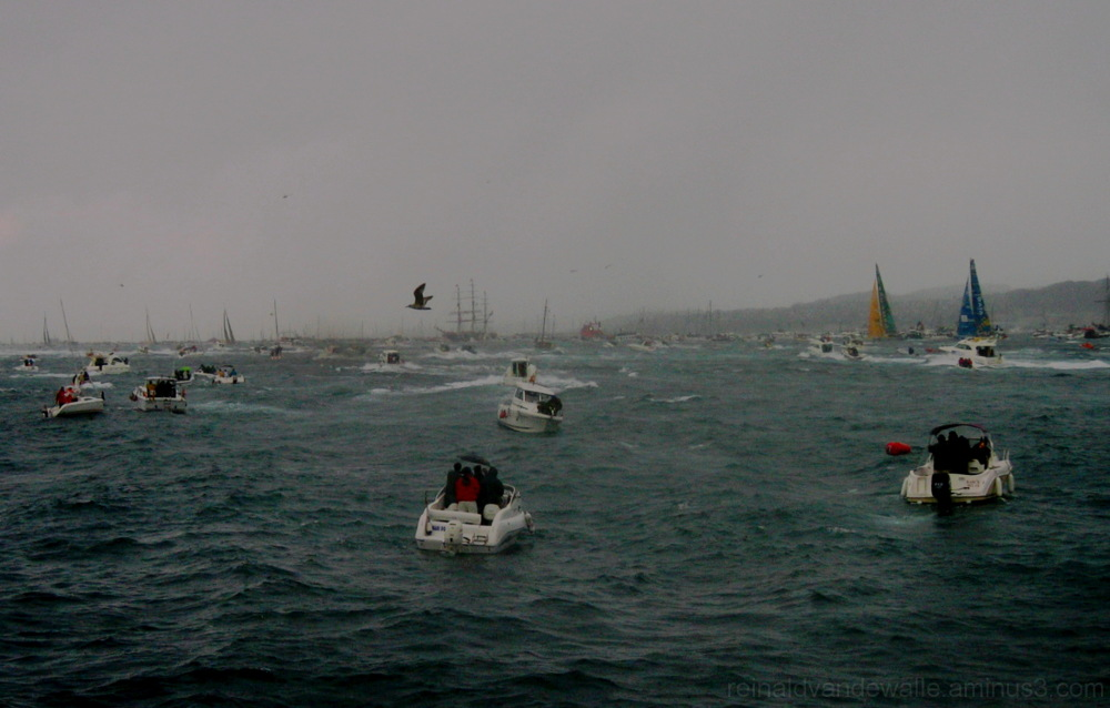 Volvo Ocean Race regatta