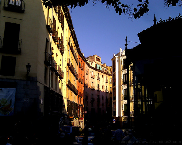 A street from Madrid