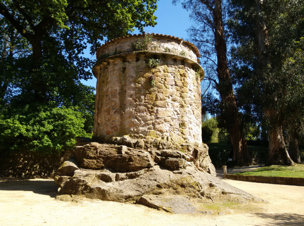 dovecote of stone