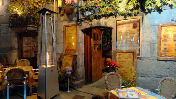 A nice corner in Madrid