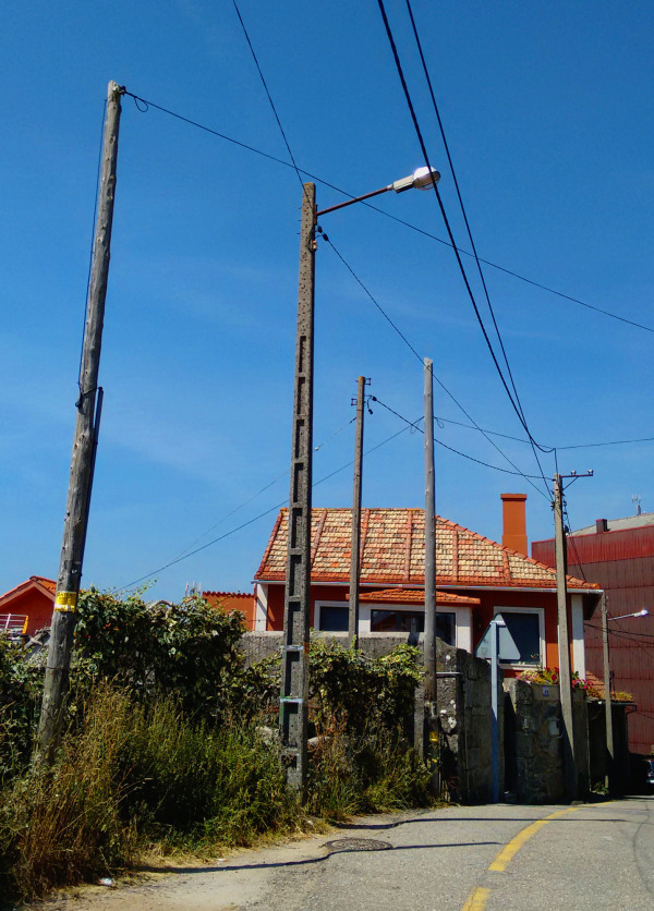 Many poles