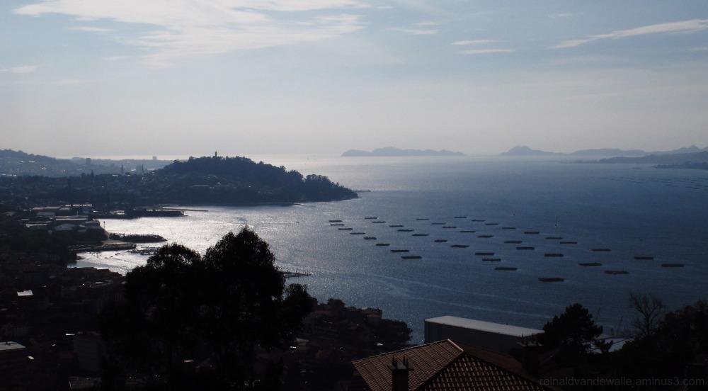 Estuary of Vigo