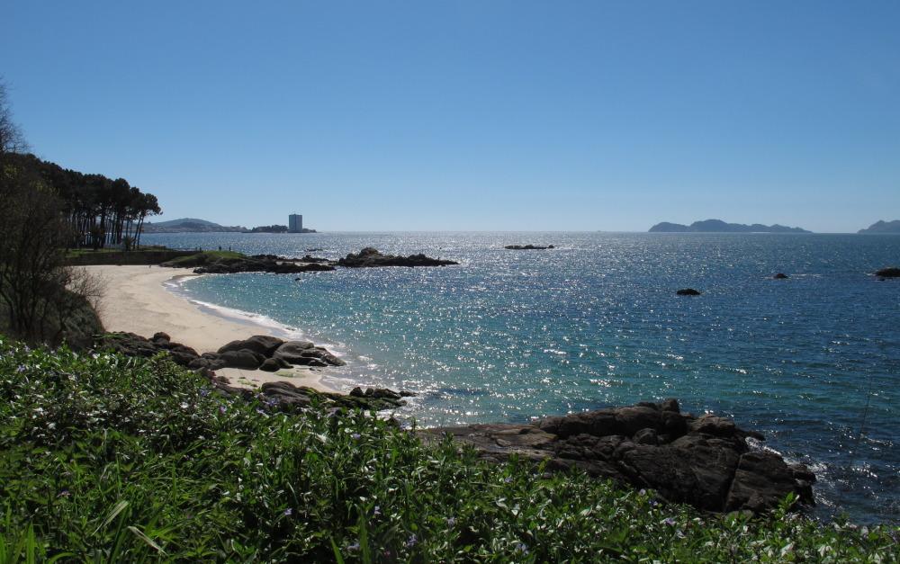 View of Vigo