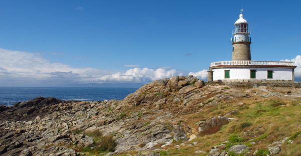 Lighthouse from Corrubedo, Galicia
