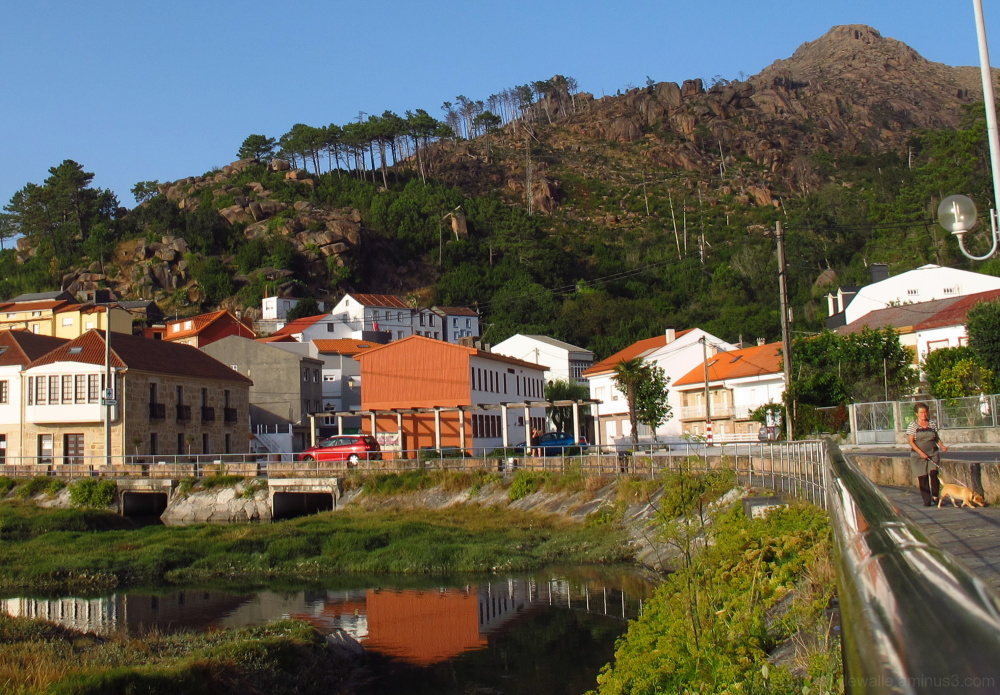 Coast village
