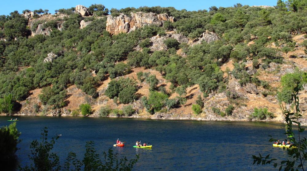 Kayac tour