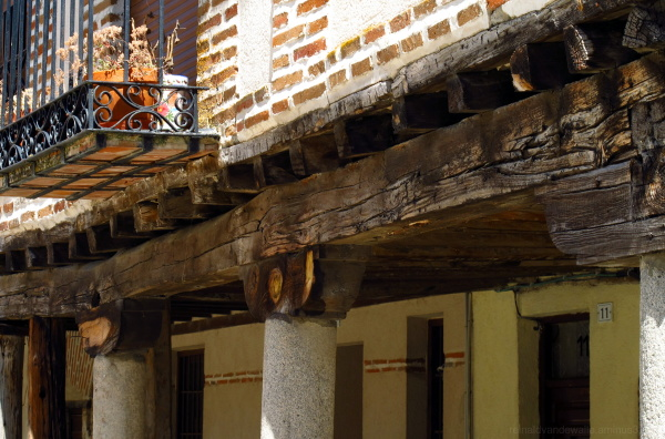 Medieval structure