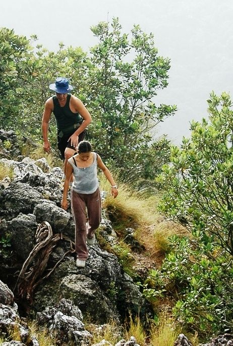 Where my love afair with hiking begins