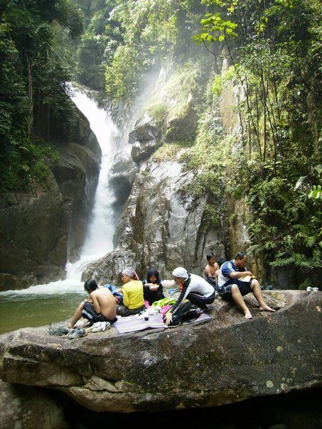 Chilling Falls