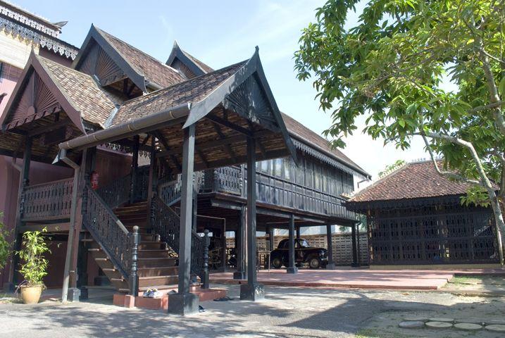Traditional kelantan malay architecture architecture for Architecture design company in malaysia