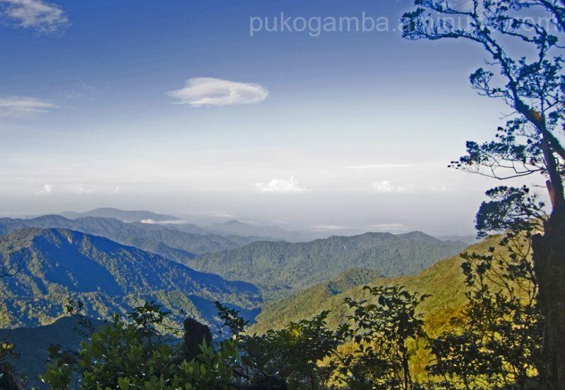 Mt Berinchang