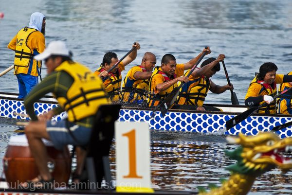 Putrajaya Dragon Boat Race