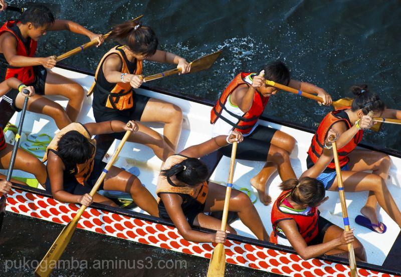 Putrajaya Dragon Boat Race 5