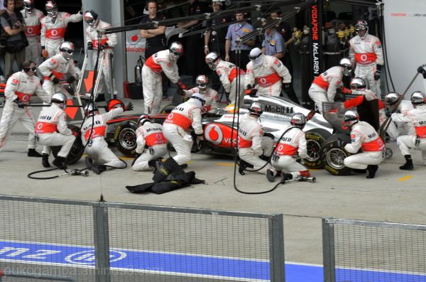 F1 Pit Stop