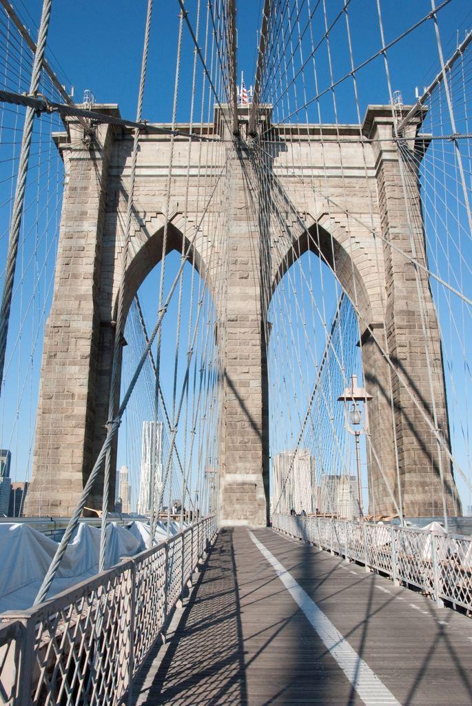 New York - Brooklyn bridge I