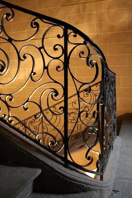 L'escalier majestueux