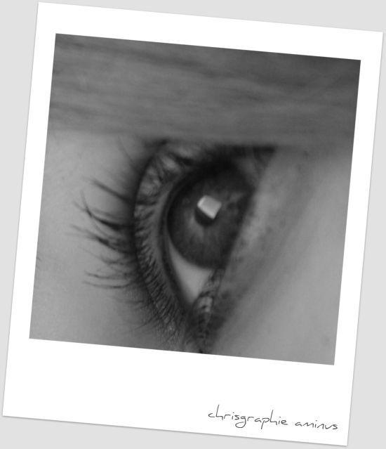 Les yeux de Lucie