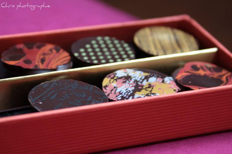 Quand les Au Revoir ont la douceur du chocolat
