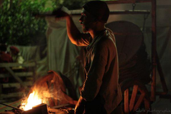 Renaissance : la vie au campement (2)