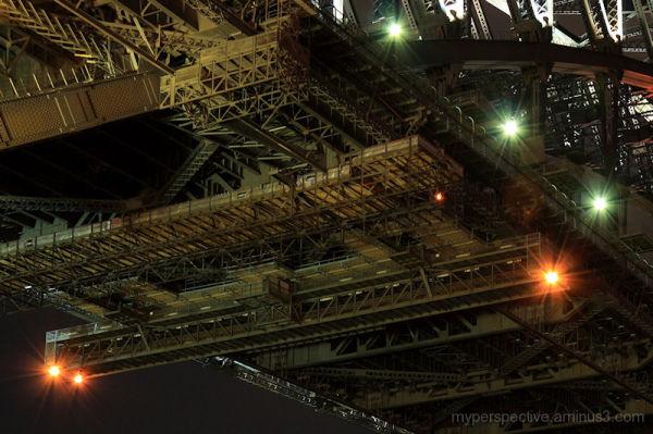 Under The Bridge (Detail)