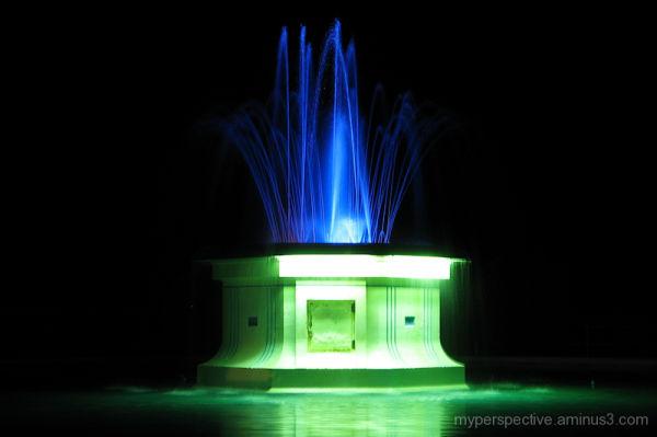 Tom Parker Fountain, Napier, New Zealand