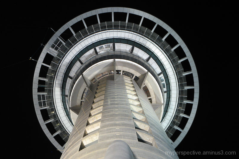 Sky Tower, Auckland, north island, New Zealand