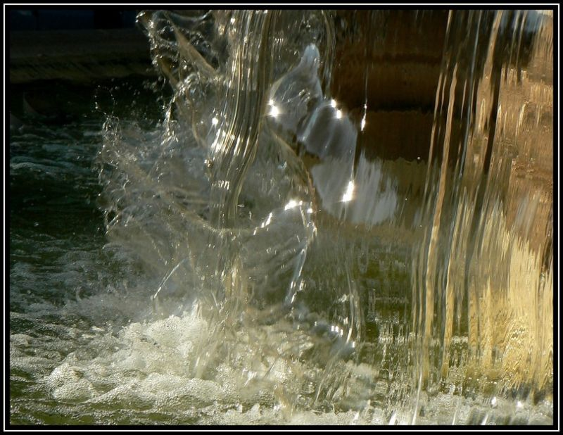 Jeux d'eau  #3