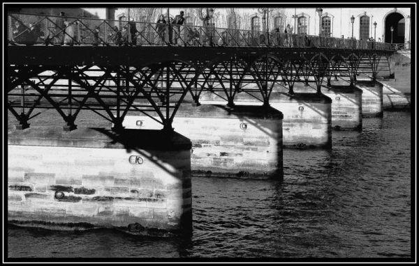 Sous l'pont des Arts #2