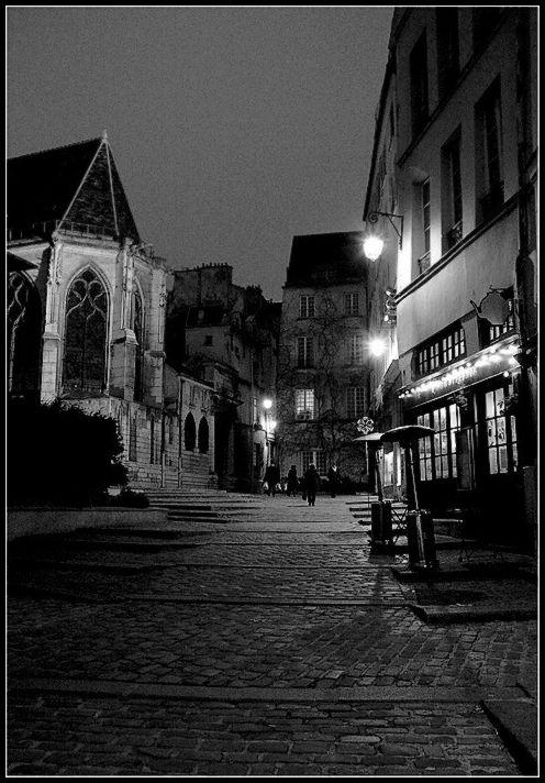 Paris, village