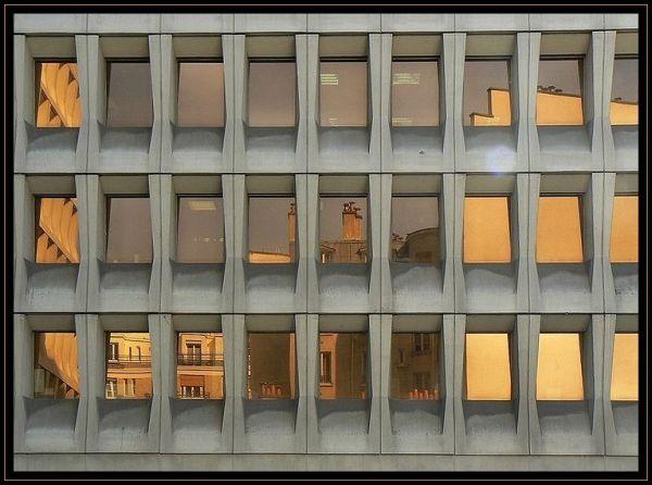Fenêtres sur rue