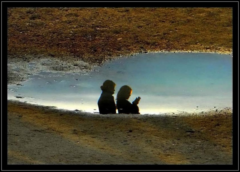 Le miroir aux alouettes