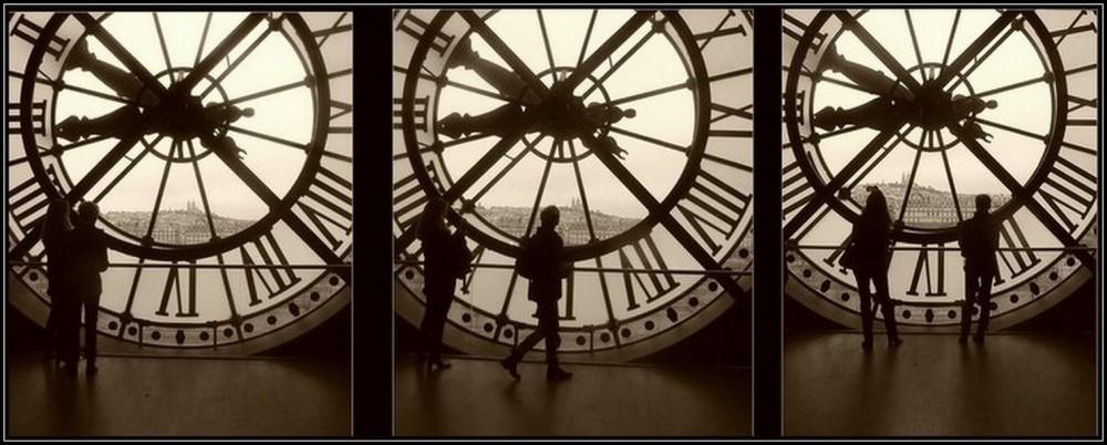 Ô Temps, suspends ton vol...