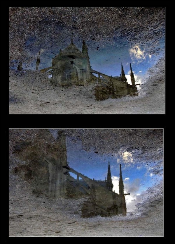 3) Aux bâtisseurs de cathédrales...