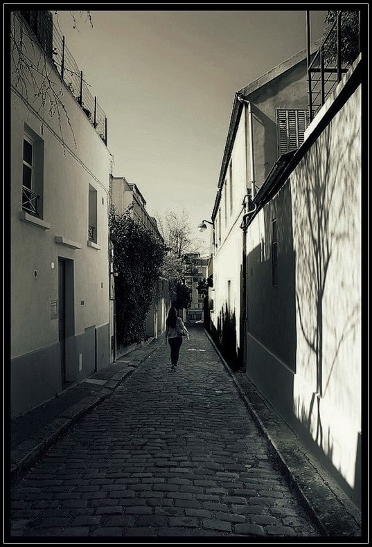 Paris-village